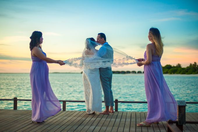 Grace & Geral Destination Wedding in Maldives by Asad's Photography - 020