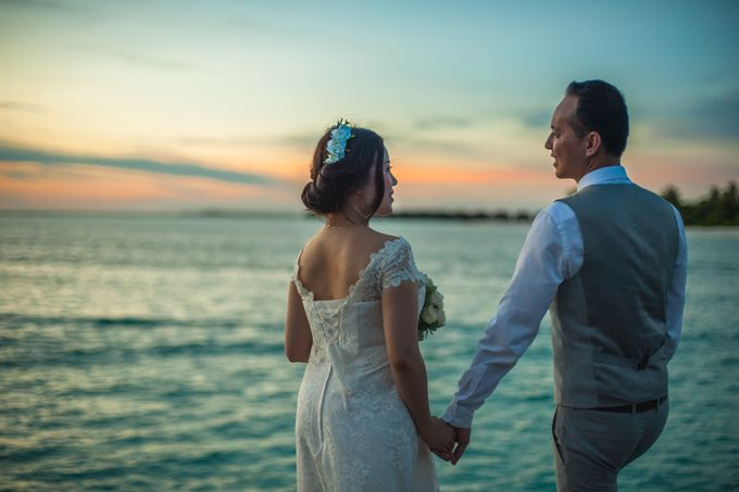 Grace & Geral Destination Wedding in Maldives by Asad's Photography - 021