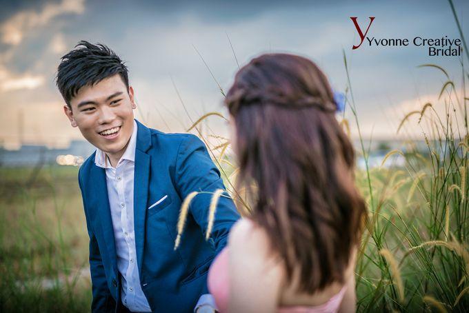 Zhen Yong & Clarice by Yvonne Creative Bridal - 009
