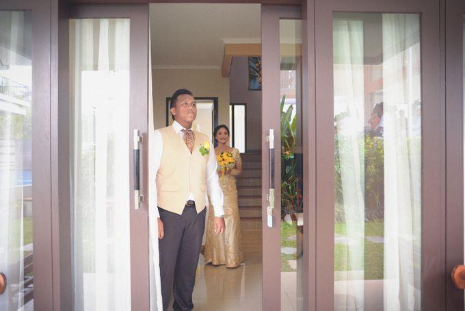 Dimas and Dama (Wedding) | Bali Wedding by Flamingo Dewata Chapel and Villas - 006