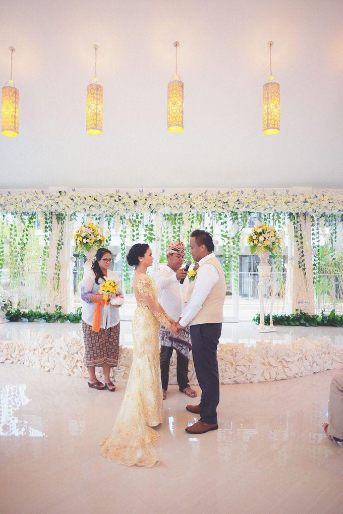Dimas and Dama (Wedding) | Bali Wedding by Flamingo Dewata Chapel and Villas - 007