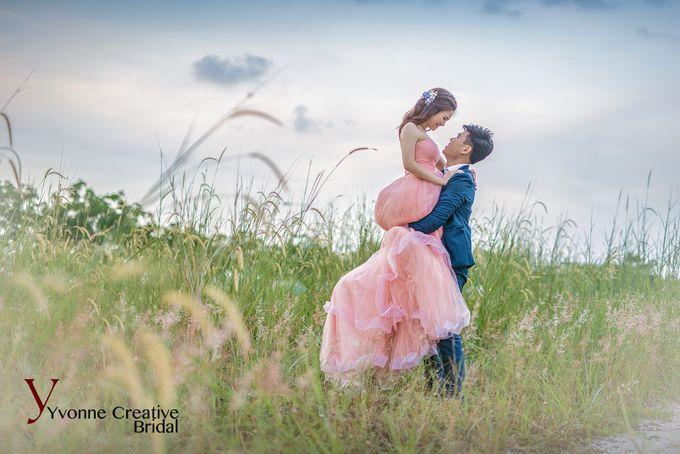 Zhen Yong & Clarice by Yvonne Creative Bridal - 013