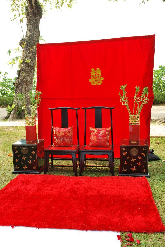 A Glimpse of Our Venue by Shangri-La Rasa Sayang Resort - 016