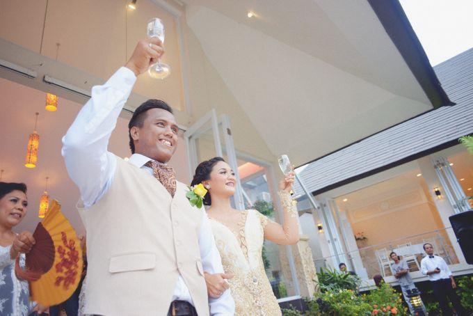 Dimas and Dama (Wedding) | Bali Wedding by Flamingo Dewata Chapel and Villas - 008