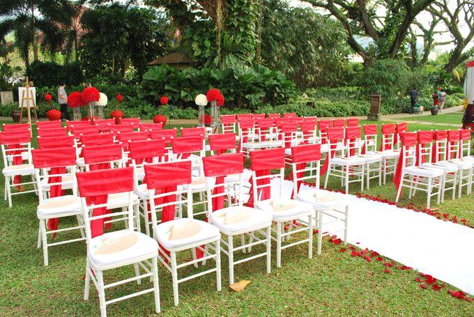 An Oriental Wedding by the Beach by Shangri-La Rasa Sayang Resort - 002
