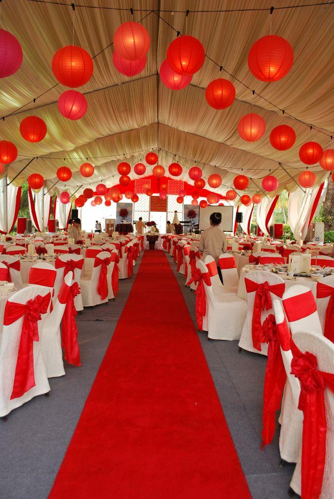 An Oriental Wedding by the Beach by Shangri-La Rasa Sayang Resort - 006