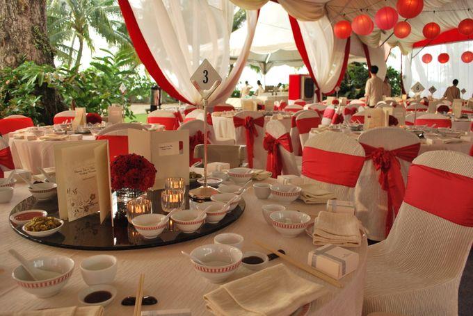 Wedding Themes at Rasa Sayang by Shangri-La Rasa Sayang Resort - 006