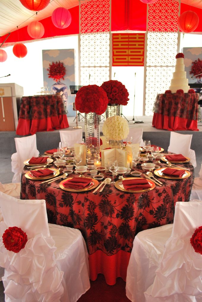 Wedding Themes at Rasa Sayang by Shangri-La Rasa Sayang Resort - 015
