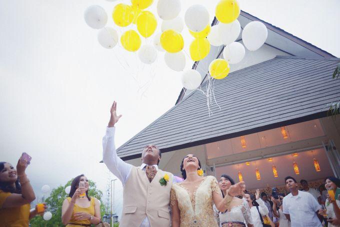 Dimas and Dama (Wedding) | Bali Wedding by Flamingo Dewata Chapel and Villas - 009