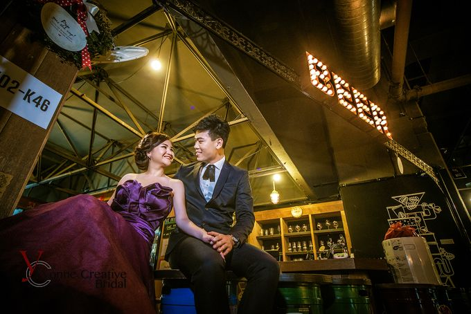 Zhen Yong & Clarice by Yvonne Creative Bridal - 016
