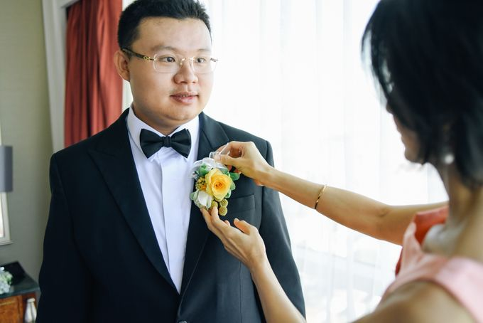 WEDDING OF WIJAYA & DEFI by Prestige Wedding Films - 002