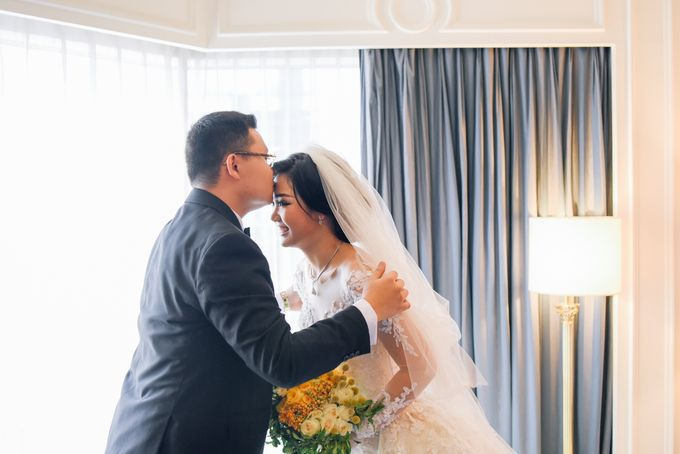 WEDDING OF WIJAYA & DEFI by Prestige Wedding Films - 014