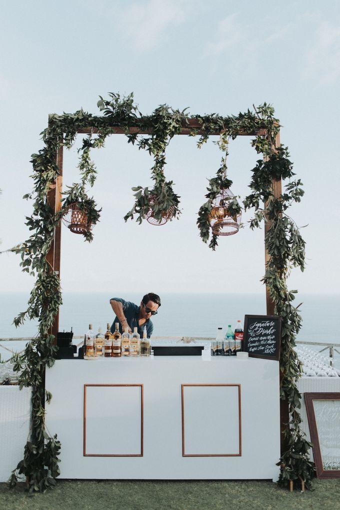 Clarinta & Jan Philipp Wedding by Flying Bride - 018