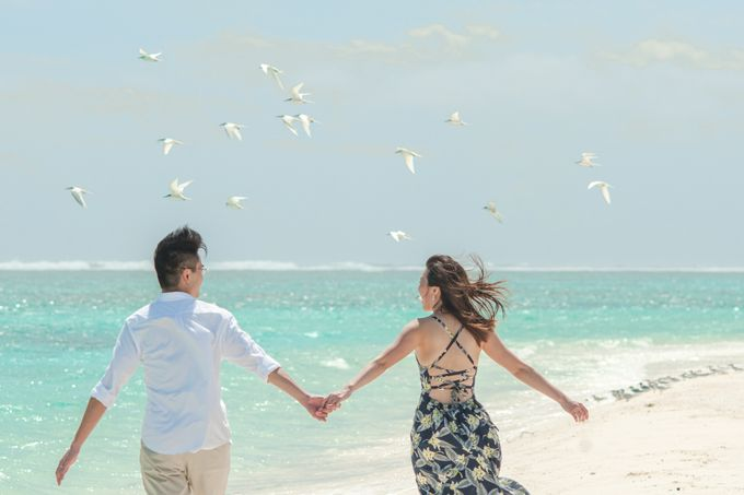 Ophelia and Louis Honeymoon in Maldives by Conrad Maldives Rangali Island - 014