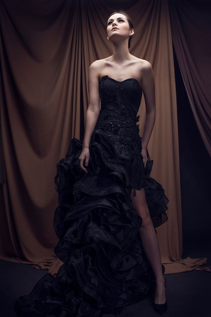 Black Collection by Crystal Clarissa - 012