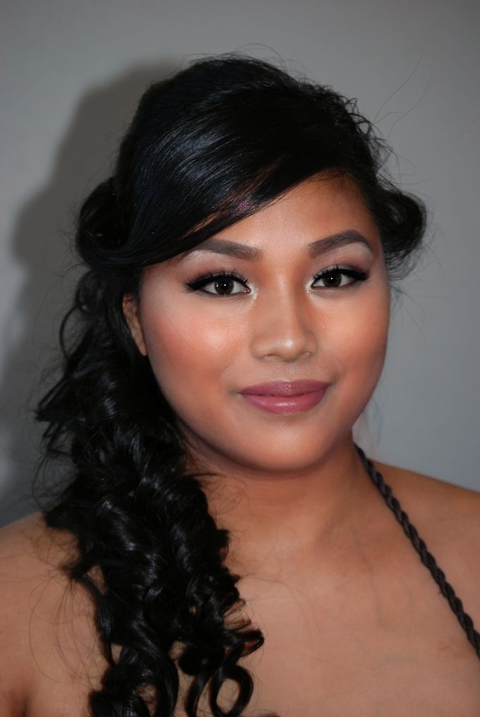 Before and After by Cinthia Torres Makeup Artistry - 005