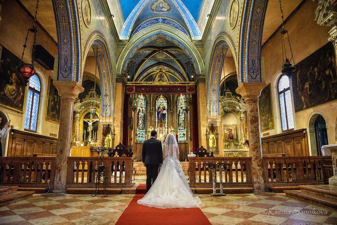 Wedding Photography by Ksenia Sannikova Photography - 030