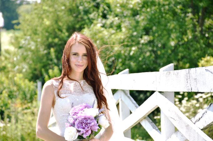Meghan Ray Bridal Portraits by Two Wives Photography - 003