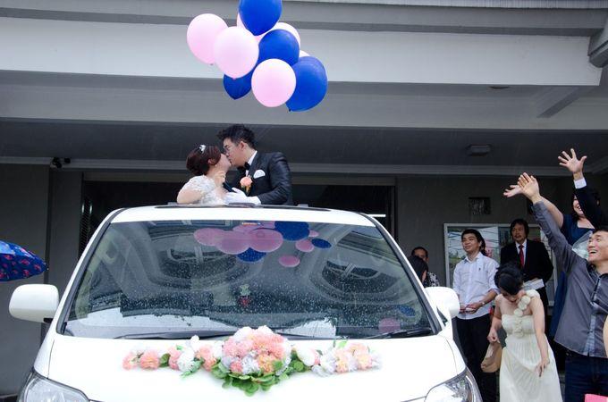 wedding day by Xin-Ai Bride - 102