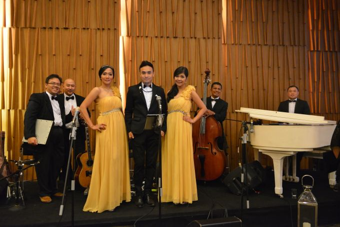 Julius & Stefani Wedding September 2015 by Nico Santoso Entertainment - 001