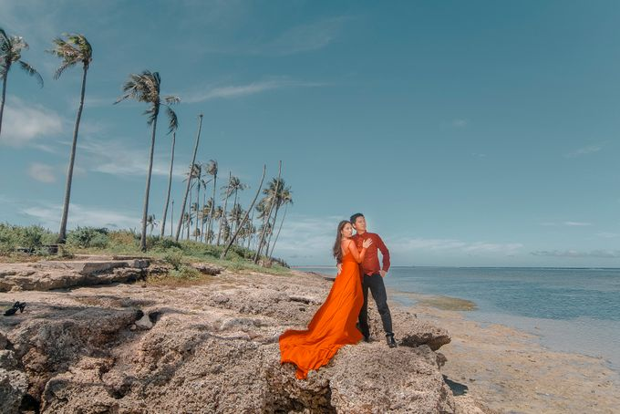 Christian and Cat Engagement by Raychard Kho Photography - 001