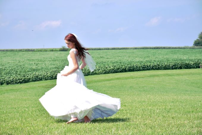 Meghan Ray Bridal Portraits by Two Wives Photography - 009
