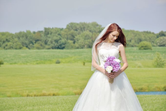 Meghan Ray Bridal Portraits by Two Wives Photography - 010