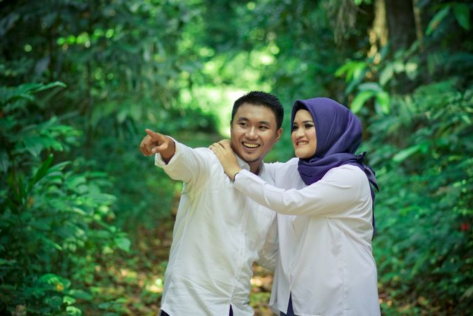 Nadia & DImas by My Creation Art - 002
