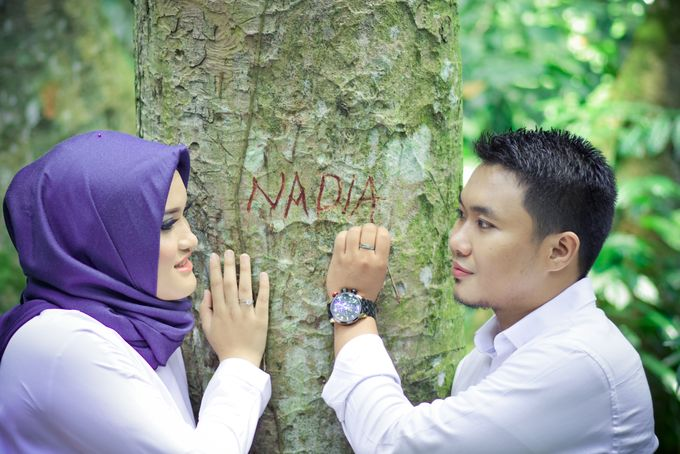 Nadia & DImas by My Creation Art - 004