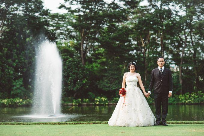 prewedding outdoor amel & felix by Francis'k Bride - 002