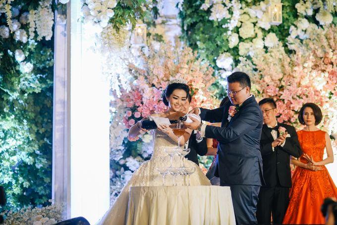 WEDDING OF WIJAYA & DEFI by Prestige Wedding Films - 025
