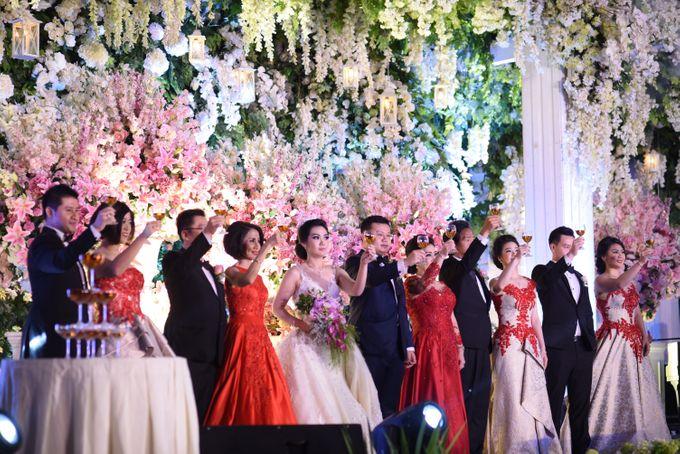 WEDDING OF WIJAYA & DEFI by Prestige Wedding Films - 032