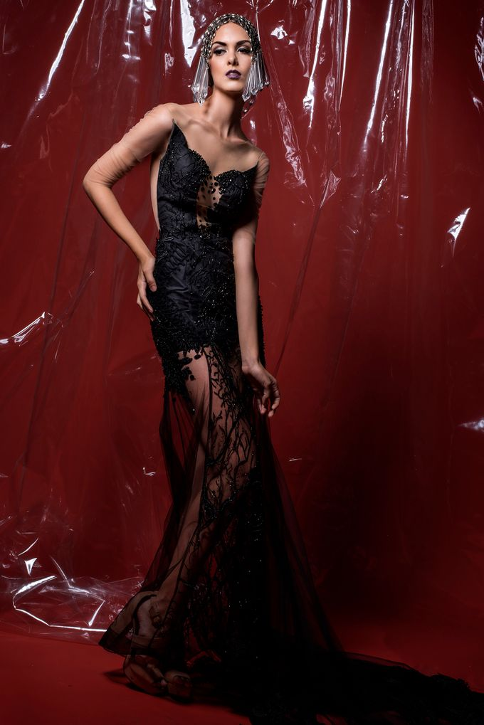 Black Collection by Crystal Clarissa - 013