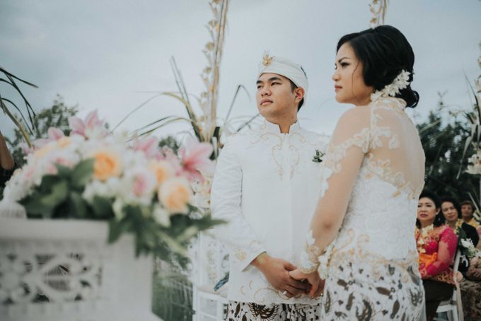 Andrew & Mylene Beautiful Wedding in Bali by Lis Make Up - 004