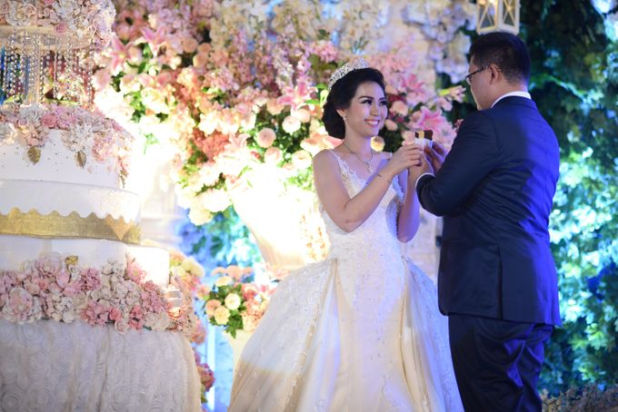 WEDDING OF WIJAYA & DEFI by Prestige Wedding Films - 027