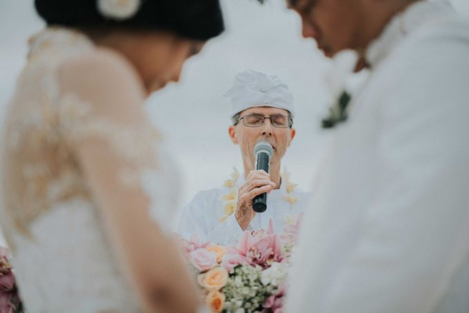 Andrew & Mylene Beautiful Wedding in Bali by Lis Make Up - 007
