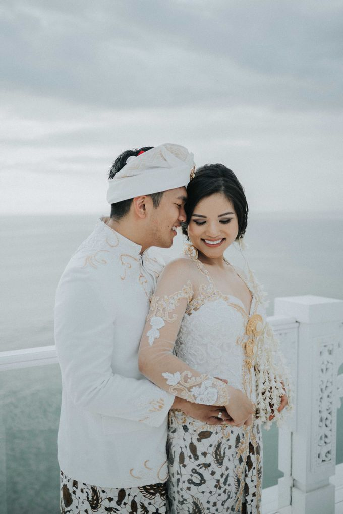 Andrew & Mylene Beautiful Wedding in Bali by Lis Make Up - 010