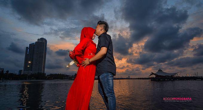 Wardah & Ardi Prewedding by Pohatji Fotografia - 003