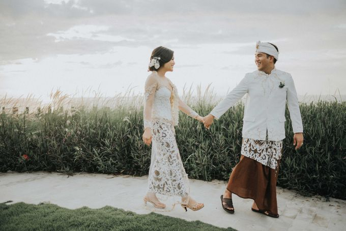 Andrew & Mylene Beautiful Wedding in Bali by Lis Make Up - 012