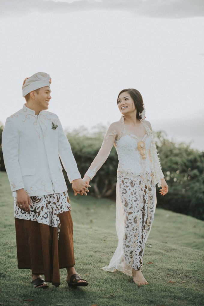 Andrew & Mylene Beautiful Wedding in Bali by Lis Make Up - 014