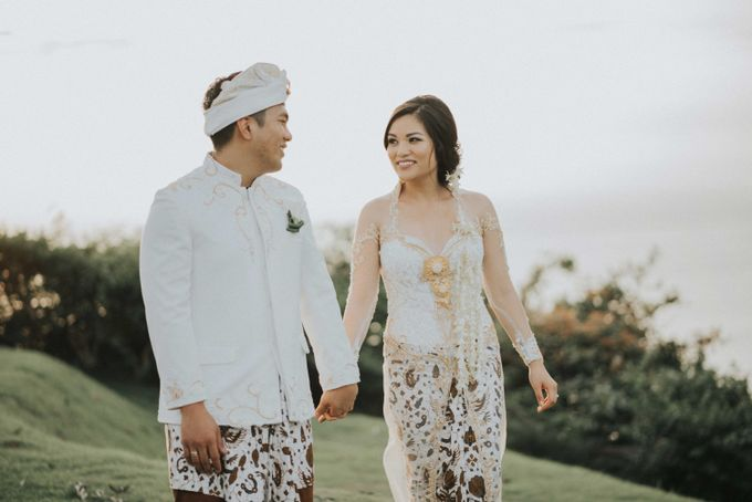 Andrew & Mylene Beautiful Wedding in Bali by Lis Make Up - 015