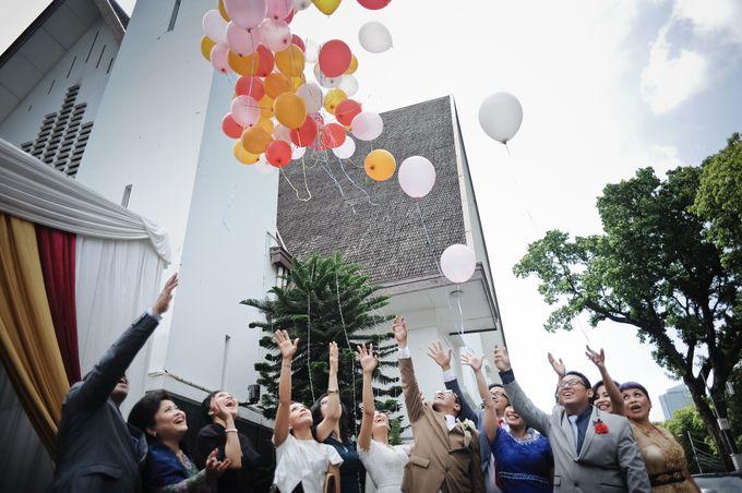 Henny & Erwin Wedding by Yoga Septa Make Up Artist - 006