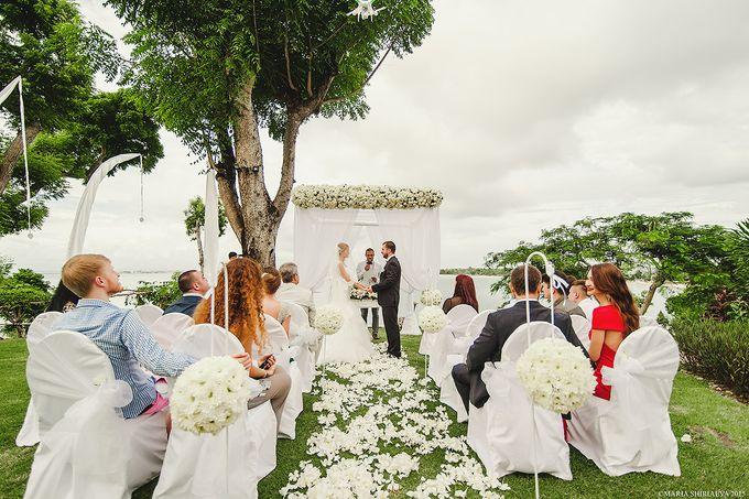 Wedding in Four Seasons by Bali Angels - 011
