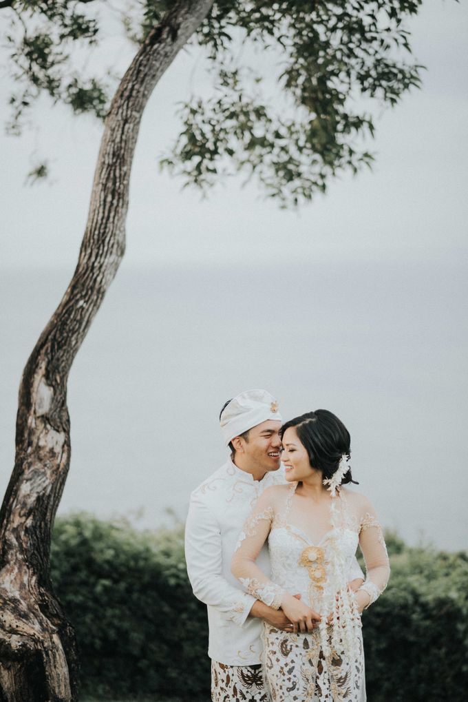 Andrew & Mylene Beautiful Wedding in Bali by Lis Make Up - 018