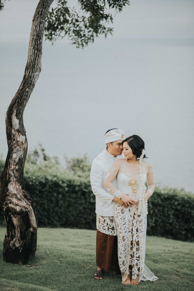 Andrew & Mylene Beautiful Wedding in Bali by Lis Make Up - 019