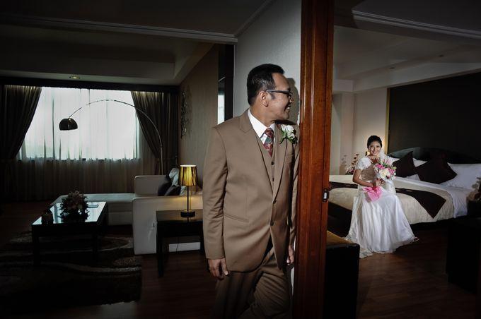 Henny & Erwin Wedding by Yoga Septa Make Up Artist - 003