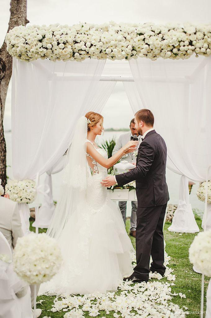 Wedding in Four Seasons by Bali Angels - 012
