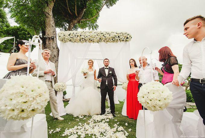 Wedding in Four Seasons by Bali Angels - 015