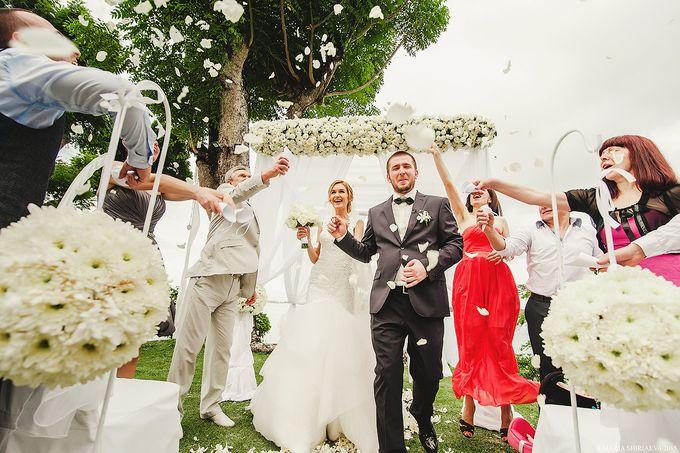 Wedding in Four Seasons by Bali Angels - 016