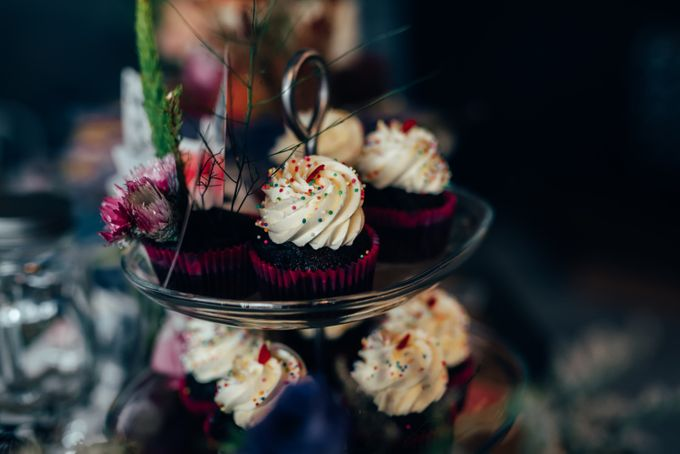 Madhatter's Party Themed Shoot x Melissa Koh by Ever & Blue Floral Design - 028